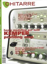 Chitarre 313 dario cortese for Chitarre magazine