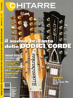 Chitarre 315 dario cortese for Chitarre magazine