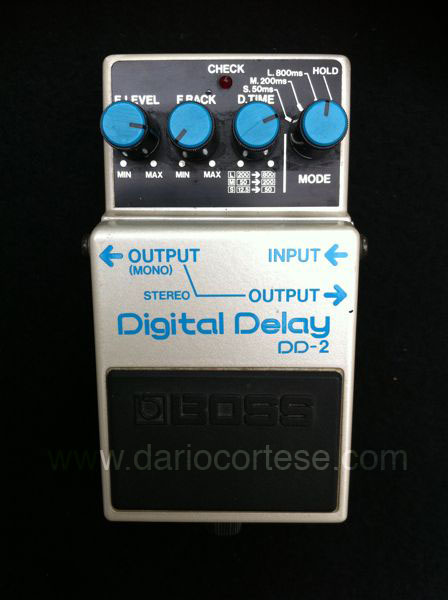 Boss DD-2 (Made In Japan)