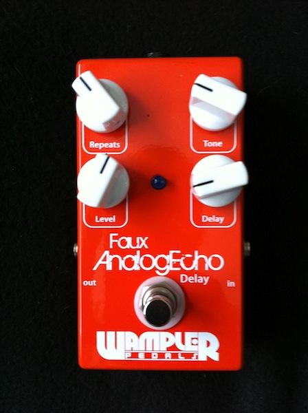 Wampler Analog Echo