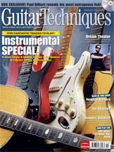 Guitar Techniques 135