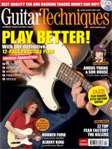 Guitar Techniques 150