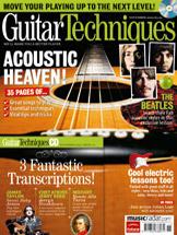 Guitar Techniques 171